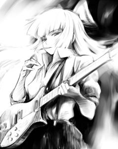 mokou-guitar