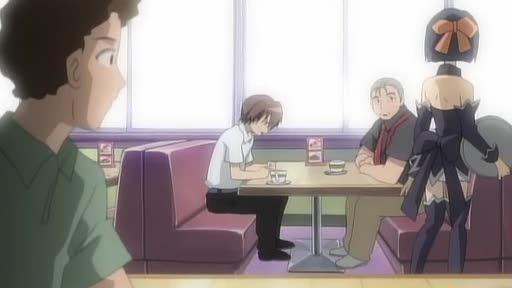 Higurashi Maid Cafe 11