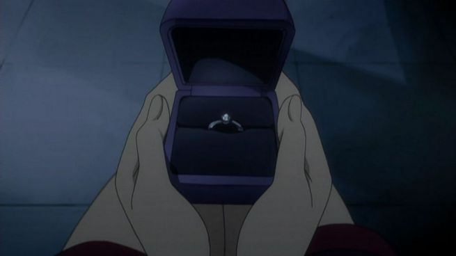Umineko Animu Engagement Ring