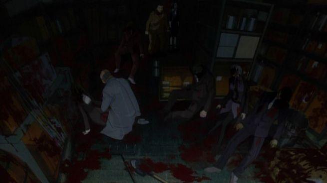 Umineko Animu people died 1st twilight