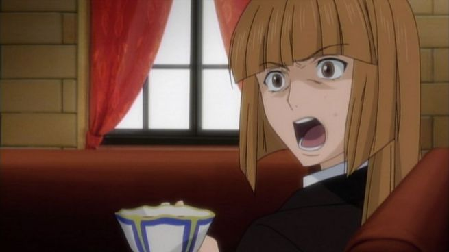 Umineko Animu Rosa Reaction Face