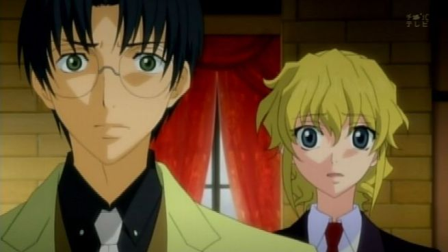 Umineko Animu shocked George and Jessica