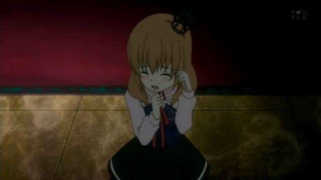 Umineko Animu Uu~ Maria cried ;__;