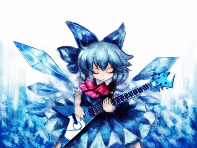 cirno-guitar